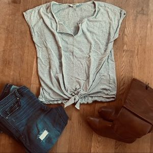 Lucky Brand Striped Top